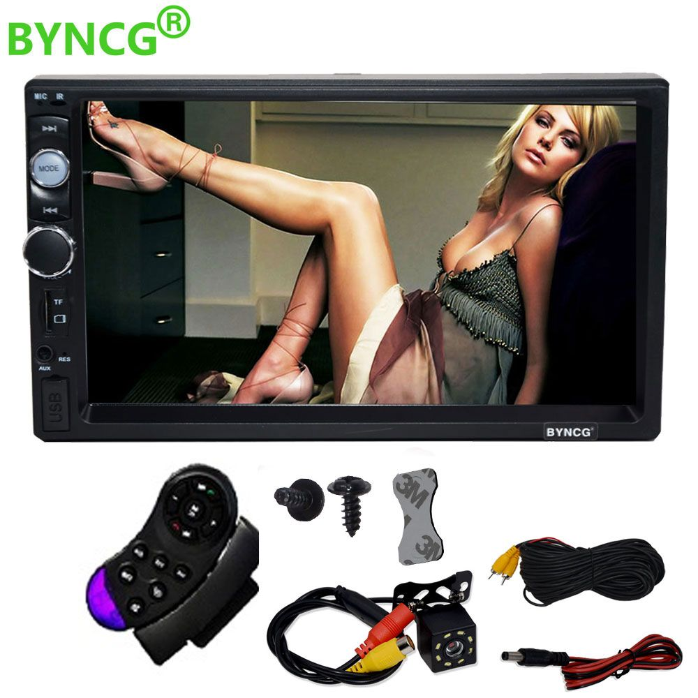 BYNCG 2 din Car Radio 7