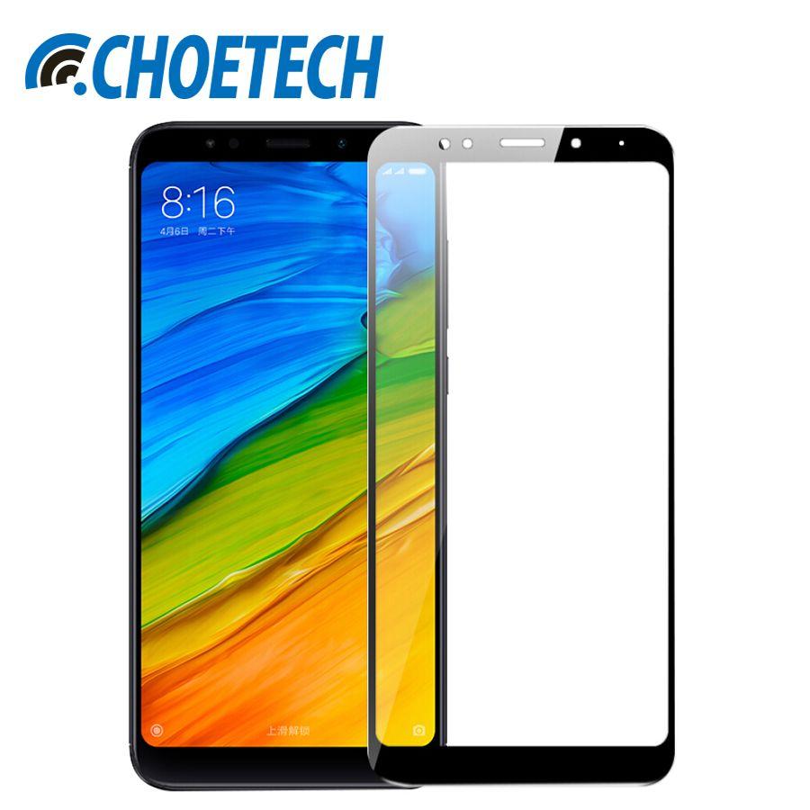 For Xiaomi Redmi 5 Plus Glass HD Clear Full Cover Screen Protector For Xiaomi Redmi Note 5 Pro Tempered Glass Protective Film