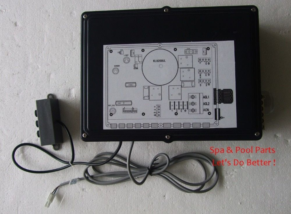 KL 8200 - 220V - 3 Pump Pack -Chinese Ethink control box Pack replace old KL8100