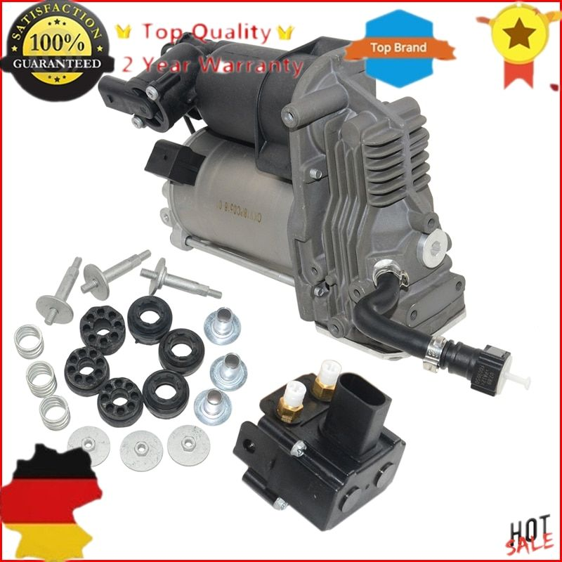 Air Suspension Compressor Pump / Valve For BMW X5 E70 X6 E71 E72 OE# 37226775479,37206859714,37 22 6 775 479,37 20 6 859 714 New