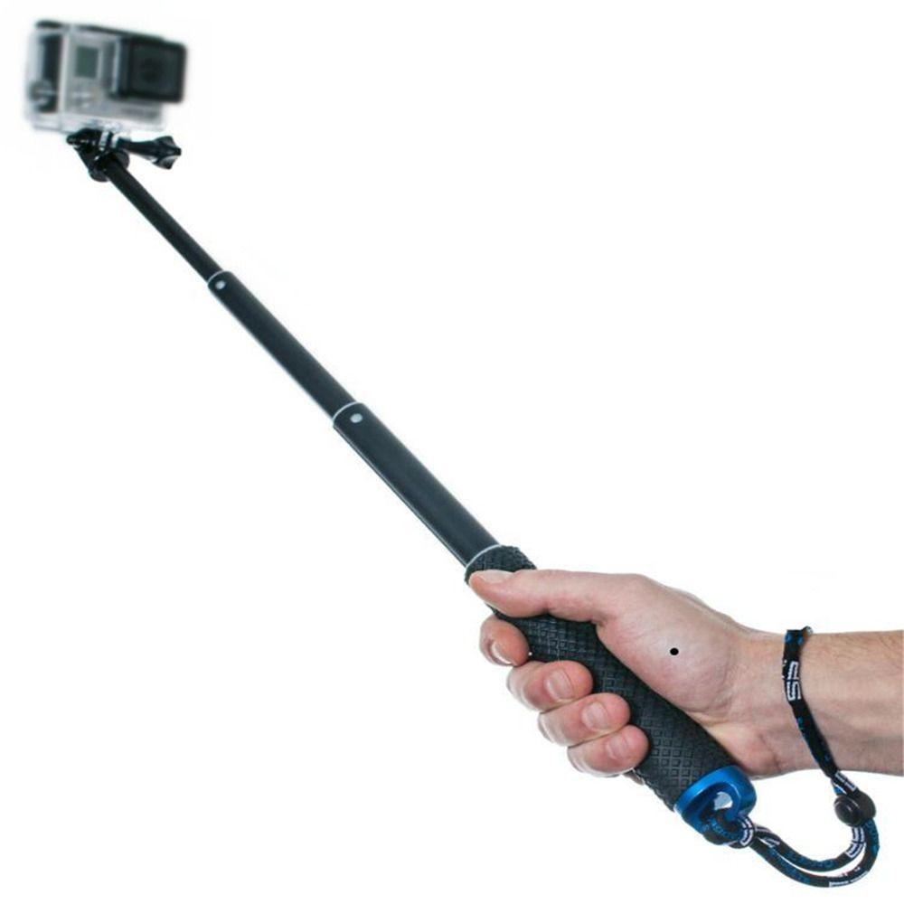 Monopode Palo Selfie bâton pour Gopro Hero 7 6 5 Selfies portables auto pour Xiaomi Yi 4 K Eken Sj4000 accessoires De caméra