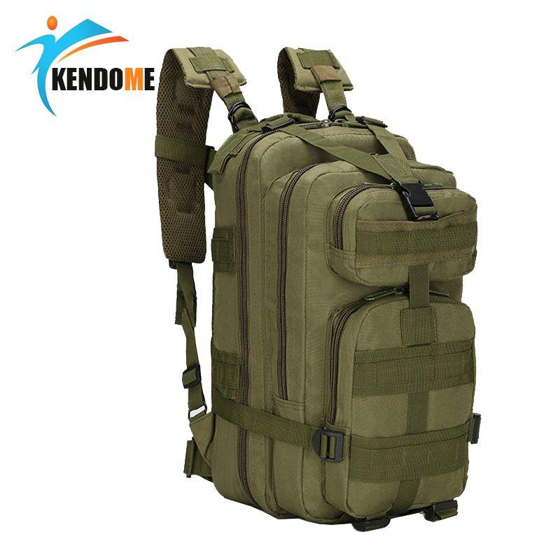 Hot 8 couleur 20L-25L unisexe voyage sac à dos Camping randonnée Trekking Camouflage sac en plein air militaire armée tactique sac à dos