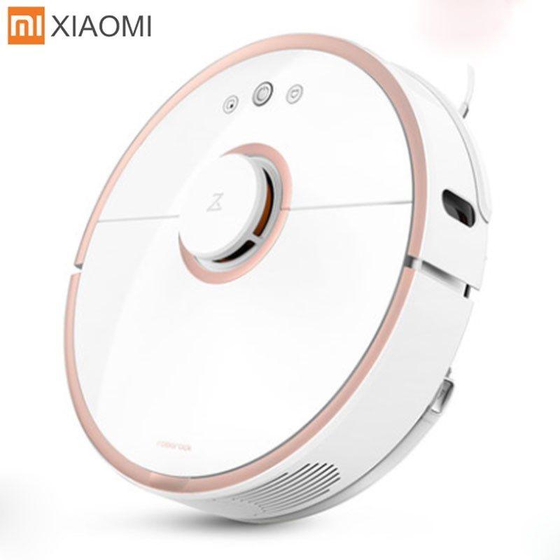 Xiao mi mi Roborock S50 S51 Roboter Staubsauger 2 für Home Automatische Kehren Staub Sterilisieren Smart Geplant Waschen Wischen neue