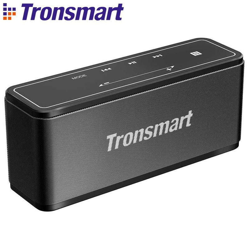 Tronsmart Element Mega Bluetooth Speaker Outdoor Portable Wireless Speakers 3D Digital Sound 40W Output for Xiaomi Phones