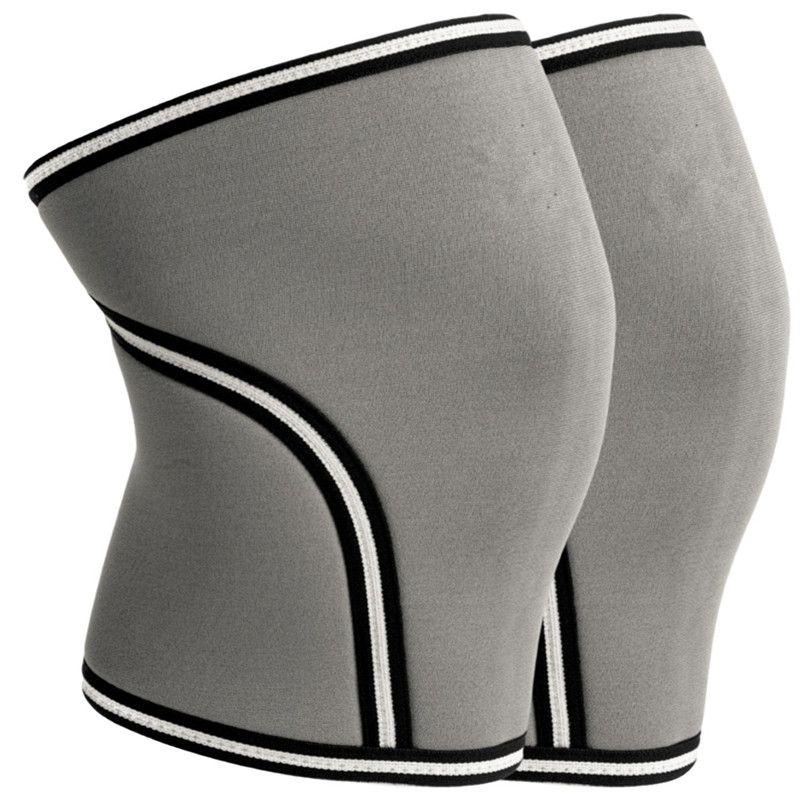 7mm néoprène manches genoux (1 paire) soutien et Compression pour les meilleurs Squats,