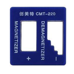 New Magnetizer Demagnetizer Ware Magnétique Pick Up Outil Tournevis Conseils Bits