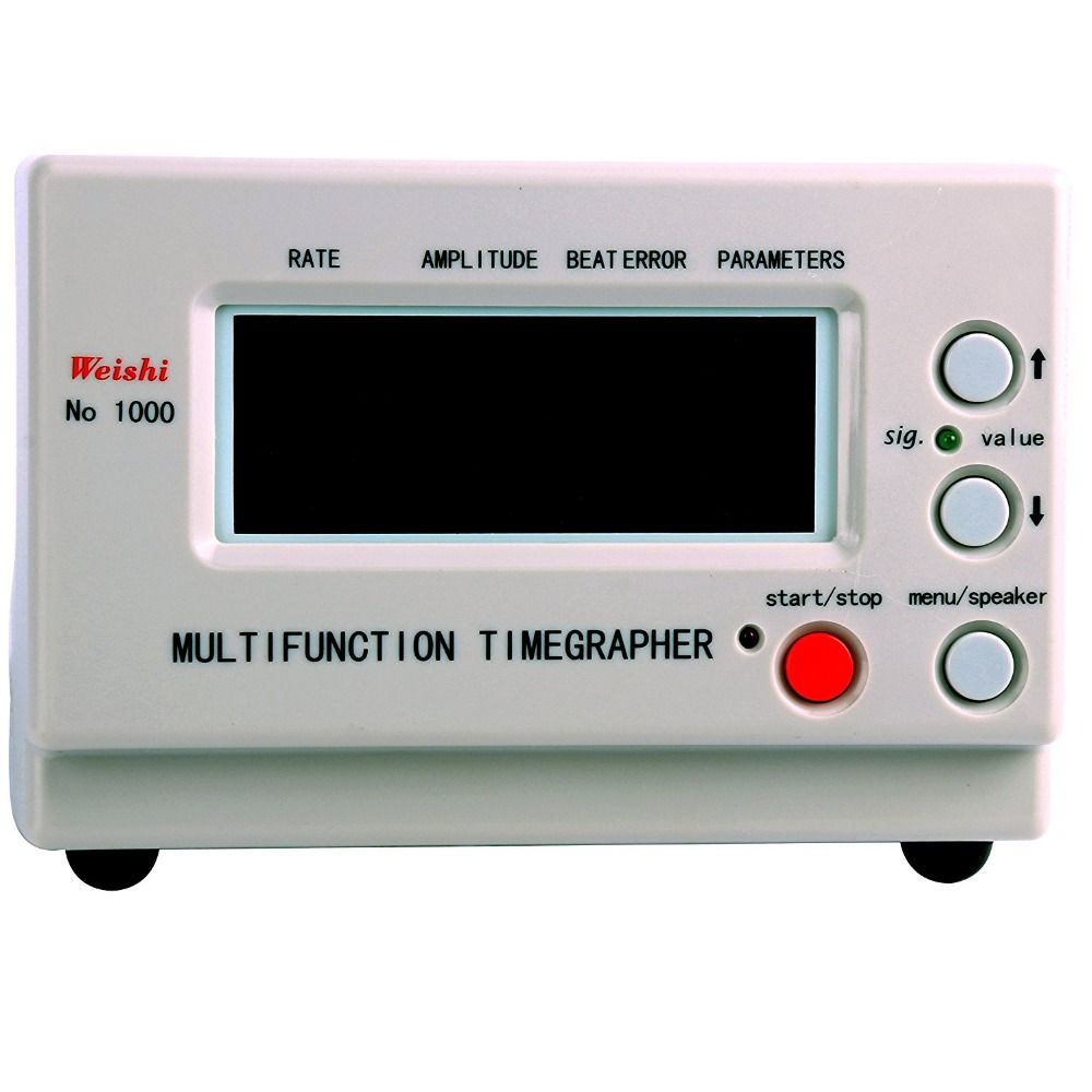 No.1000 Mechanical Watch Timing Machine Multifunction Timegrapher No.1000