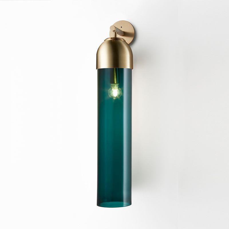 Post Moderne Linie Wand Lampe Minimalismus Nordic Glas Ball Led Wand Leuchte Leuchten Bad Nacht Spiegel Lichter Loft Decor