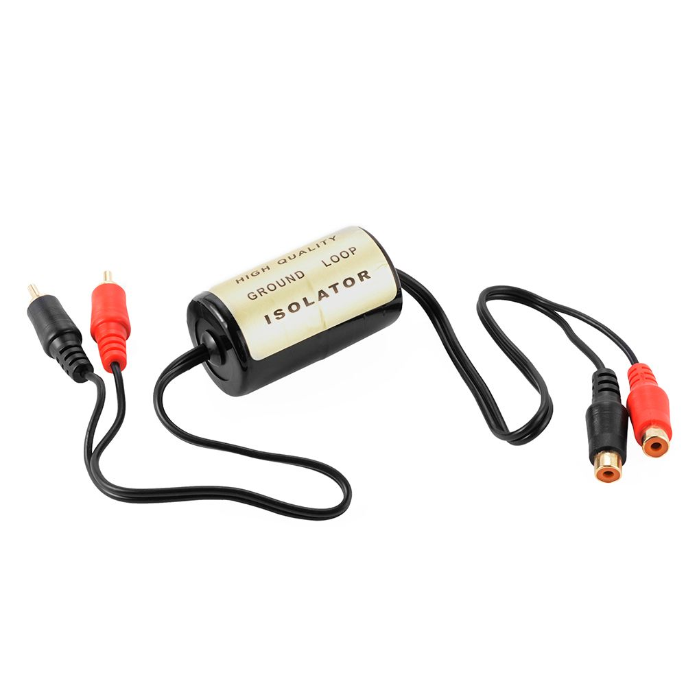 RCA Link Reference High Quality Ground Loop Isoator Noise Filter CY658-CN