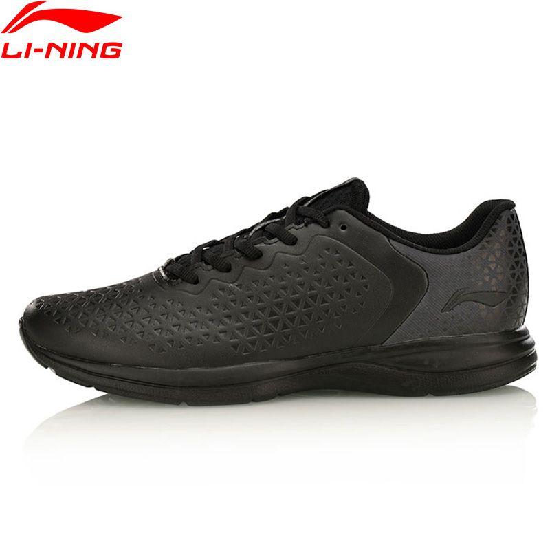 Li Ning Männer EZ RUN Leichte Laufschuhe Anti-Rutschige Futter Sportschuhe Breathable Turnschuhe ARBM053 XYP586