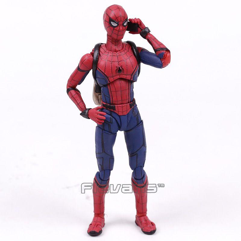Marvel Spider Man retour Spiderman PVC figurine à collectionner modèle jouet