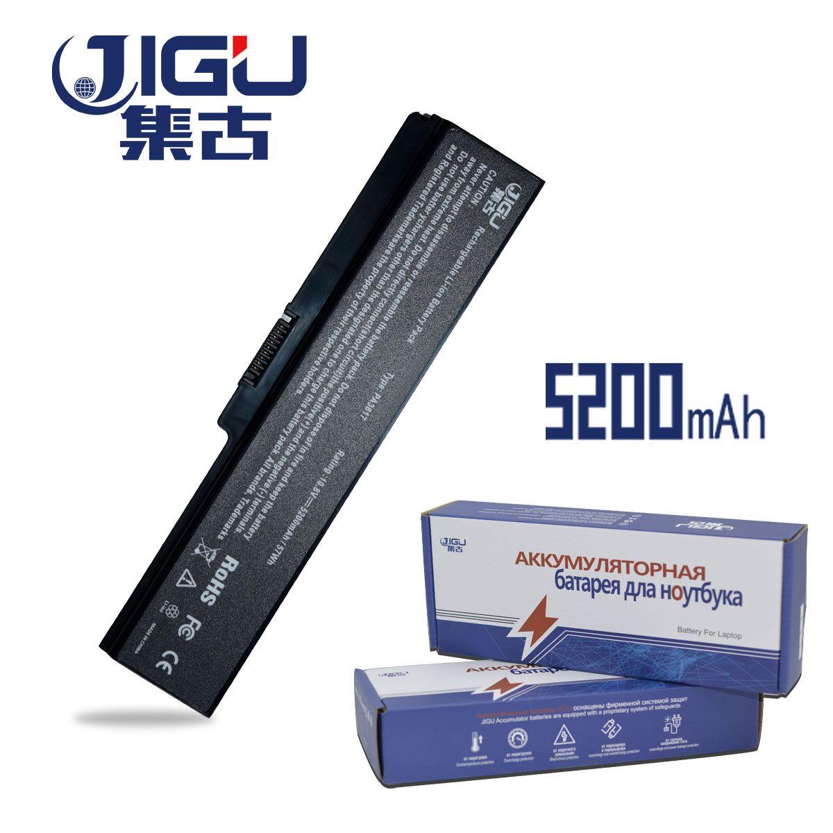 JIGU Batterie Für Toshiba PA3817U-1BRS PA3817 PA3818U-1BRS PA3817U Für Satellite L745 L740 L655 L750 L750D L755