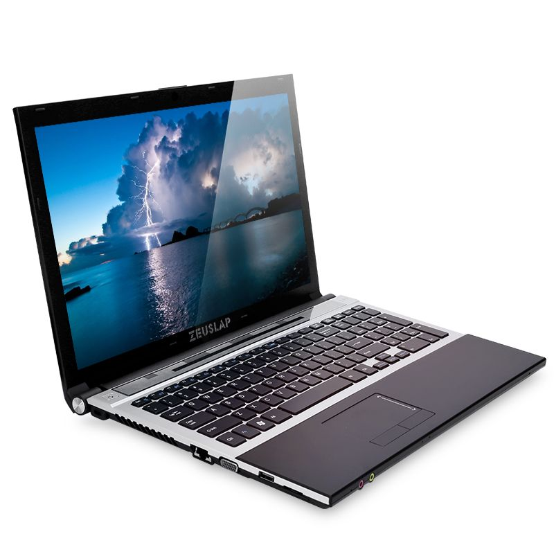 15,6 zoll intel i7 8GB Ram + 256GB SSD + 2TB HDD 1920x1080P Dual disks DVD Rom WIFI bluetooth Windows 10 Notebook PC Laptop Computer