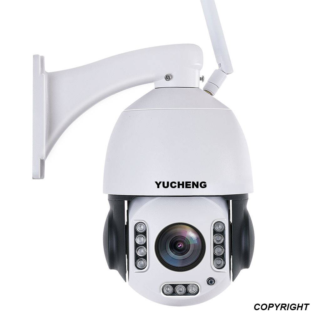 Sony307 Drahtlose sternenlicht 20x zoom IP kamera 1080 P IR speed dome PTZ wifi ip-kamera unterstützung sd-karte audio i/O timing snapshot
