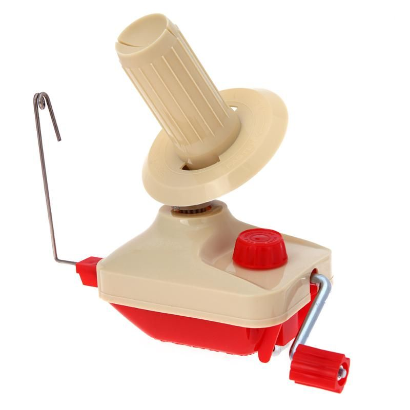 Swift Coiler for Yarn Fiber String Ball Wool <font><b>Winder</b></font> Holder Hand Operated Cable <font><b>Winder</b></font> Machine Fiber Wool Yarn Craft
