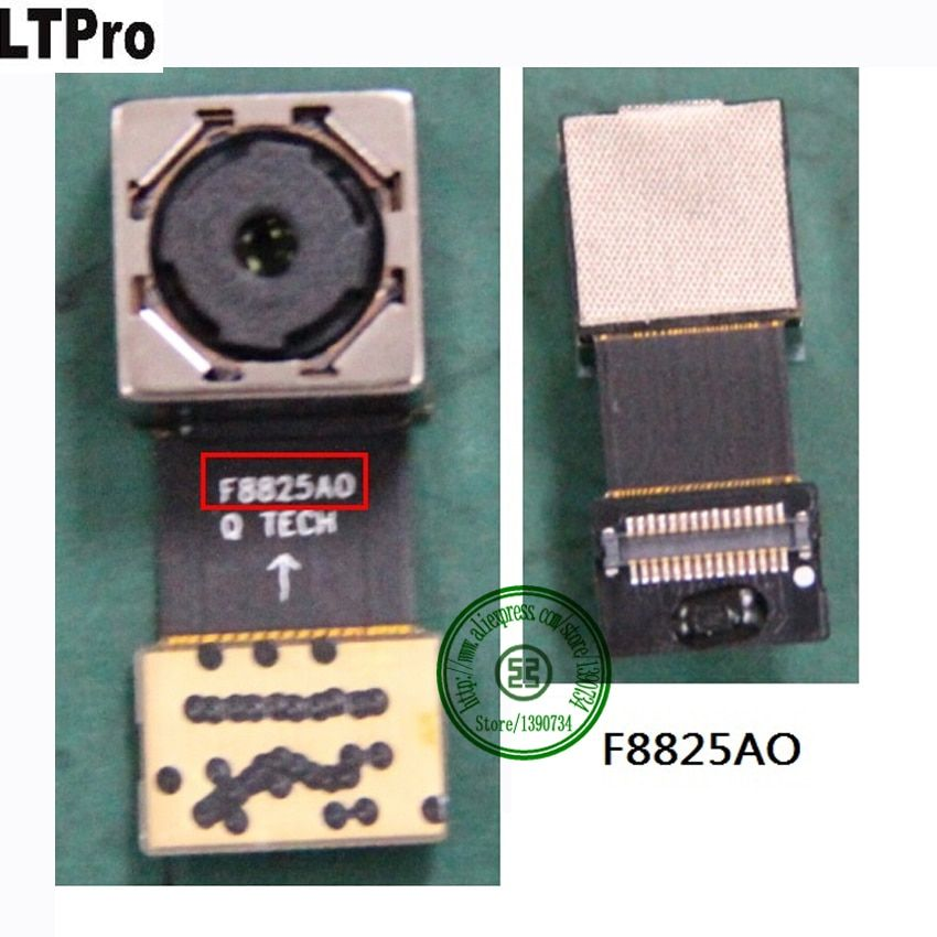 LTPro ToP Quality Tested Working Main Back Rear Big Camera Module For Lenovo P780 Mobile Phone Replacement Parts