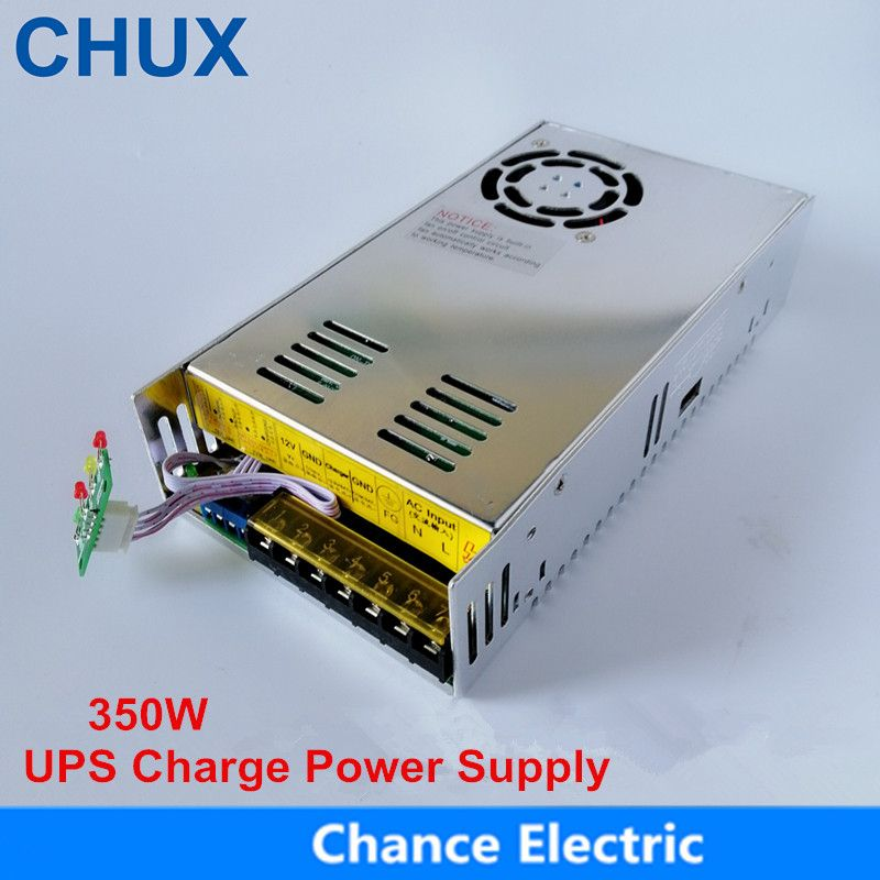 12V 30A UPS Function Switching Power Supply 350W SC350W For Security Monitoring Camera 13.8v UPC Battery Charge Power Supply