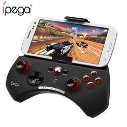 Ipega 9025 inalámbrico Bluetooth GamePad controlador de juegos joystick para teléfono iPhone IPad proyector TV caja Android Teléfono PC