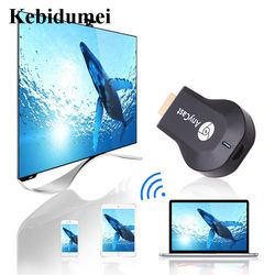 Kebidumei M2 HDMI Full HD 1080 P Wifi Tampilan Receiver Dongle TV Tongkat DLNA Airplay Android Systerm Anycast Mirasreen