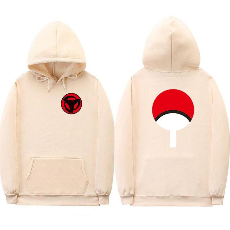 New Fashion Naruto hoodies Sweatshirts off white Casual Boys Hokage Ninjia sasuke Men women hooded hoody