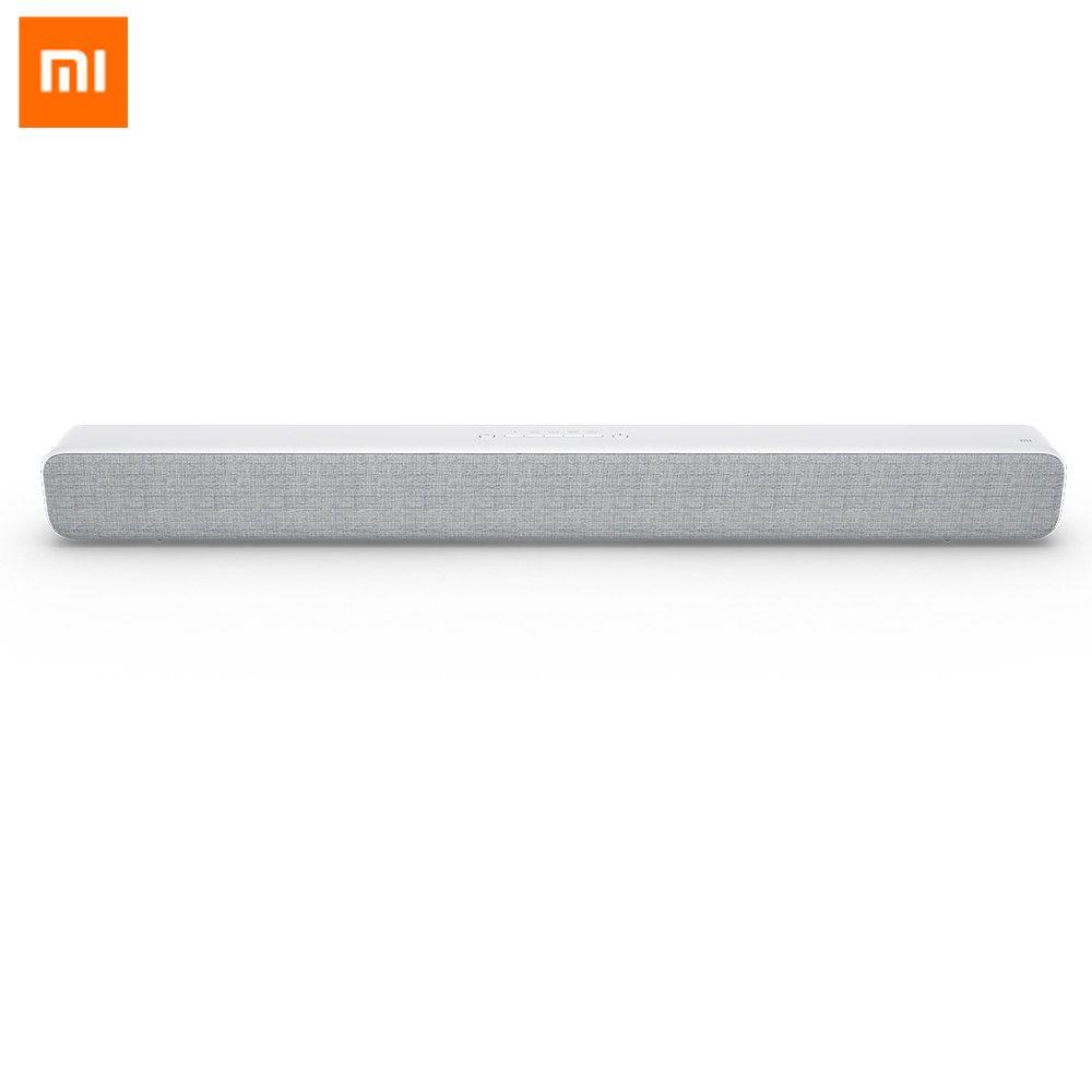 Original Xiaomi TV Audio Home Theater Soundbar Speaker Wireless Sound Bar Mi SPDIF Optical Aux <font><b>Line</b></font> Support Sony Samsung LG TV