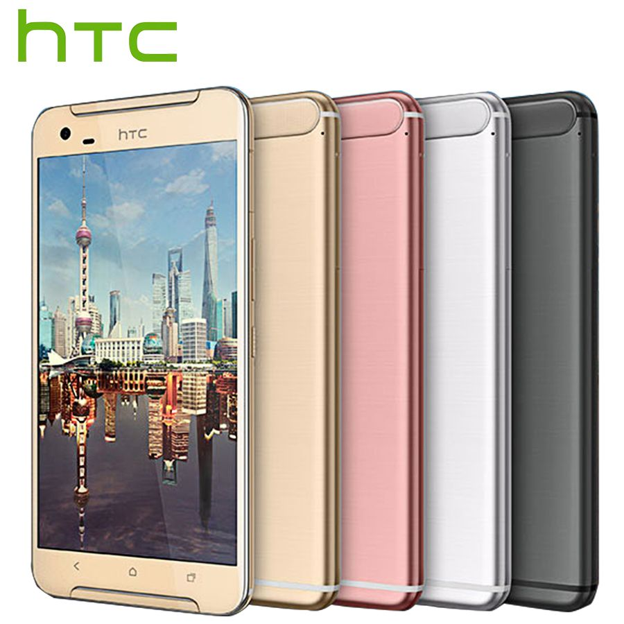 Original HTC One X9 X9u 4G LTE Mobile Phone 5.5 inch 3GB RAM 32GB ROM MTK Helio X10 Octa Core Android5.0 3000mAh 13MP Smartphone