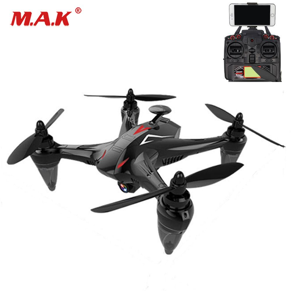 Original 5G WiFi FPV Brushless Motor RC Quadrocopter GPS Dron Hover Drones Follow Me Drone with Camera VS H501S Bugs 2