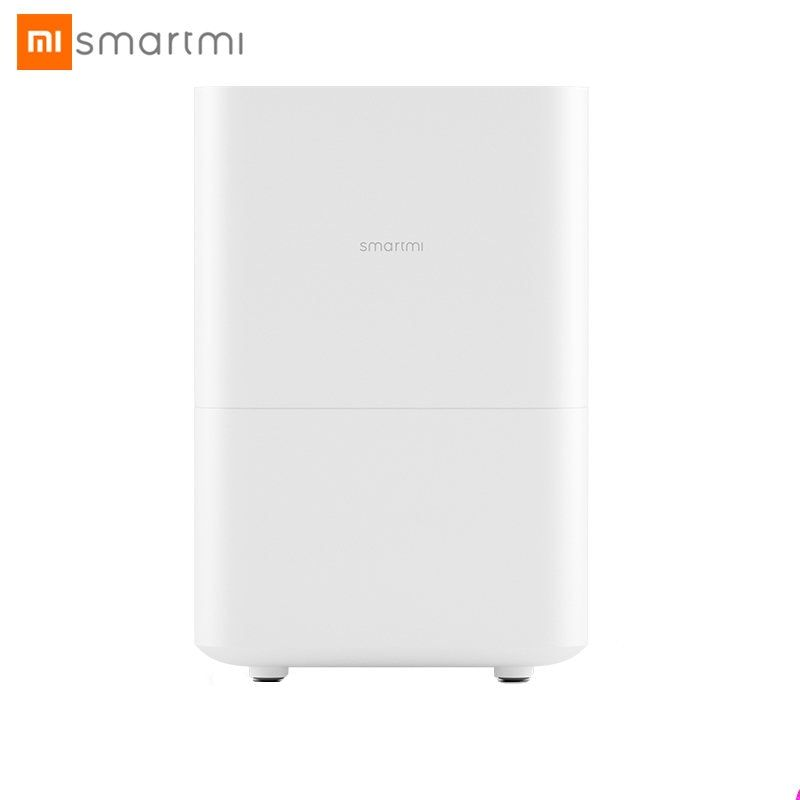 Original Xiaomi Smart Mi Pure Humidifier Evaporation Humidification 4L Tank Allergic People Use Work With Mijia Mi Home APP