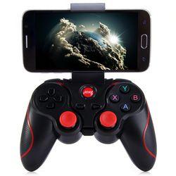 Terios T3 joystick inalámbrico GamePad controlador Bluetooth bt3.0 joystick para teléfono móvil Tablets TV box