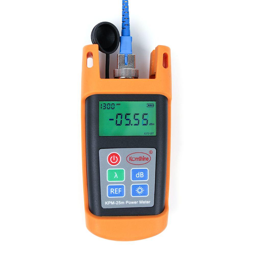 Günstige OPM FTTH Faser Optische Test Werkzeug Fiber Optic Power Meter Tester-70 ~ + 10 dBm Für SC CATV Power Meter