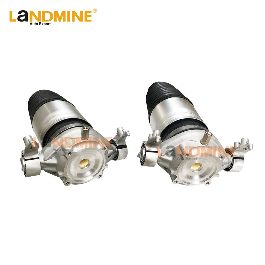 Free Shipping 2pcs 2011-2016 Strut Rear Air Spring AirBag Shock Absorber Fit Audi Q7 VW Touareg Cayenne 7P6601020K 7L5616019KL