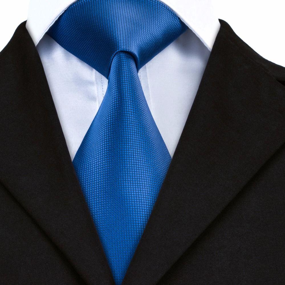 20 Style Solid Mens Ties Neck Ties 8.5cm Silk Gravatas Ties for Men Wedding Suit Dress Blue Orange Red Purple Corbatas Hombre