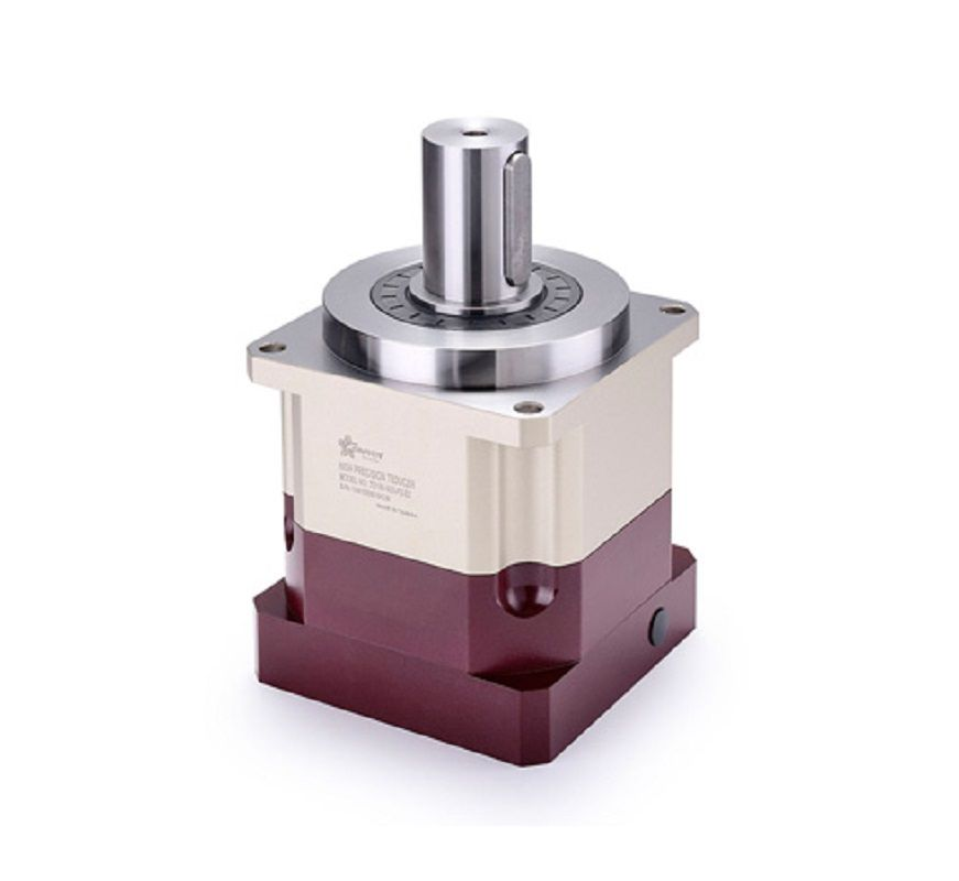 60 high Precision Helical planetary reducer gearbox 5 arcmin 3:1 to 10:1 for 60mm 200w 400w AC servo motor input shaft 14mm