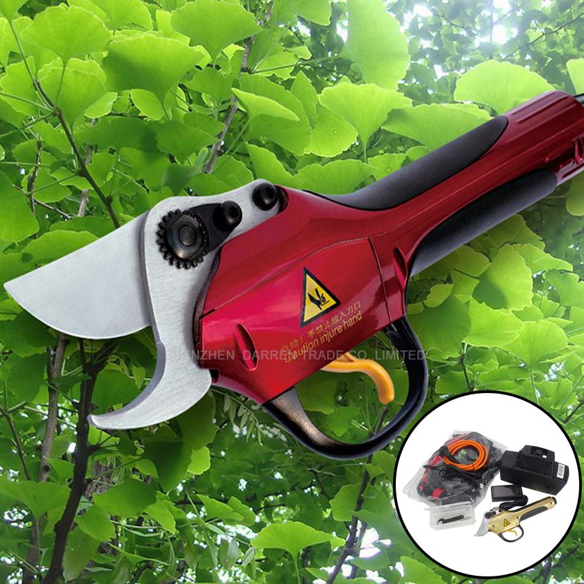 SCA2-2 Electric Grape Pruning Shears Lithium Battery High Speed electric pruner for Vineyard and Orchard