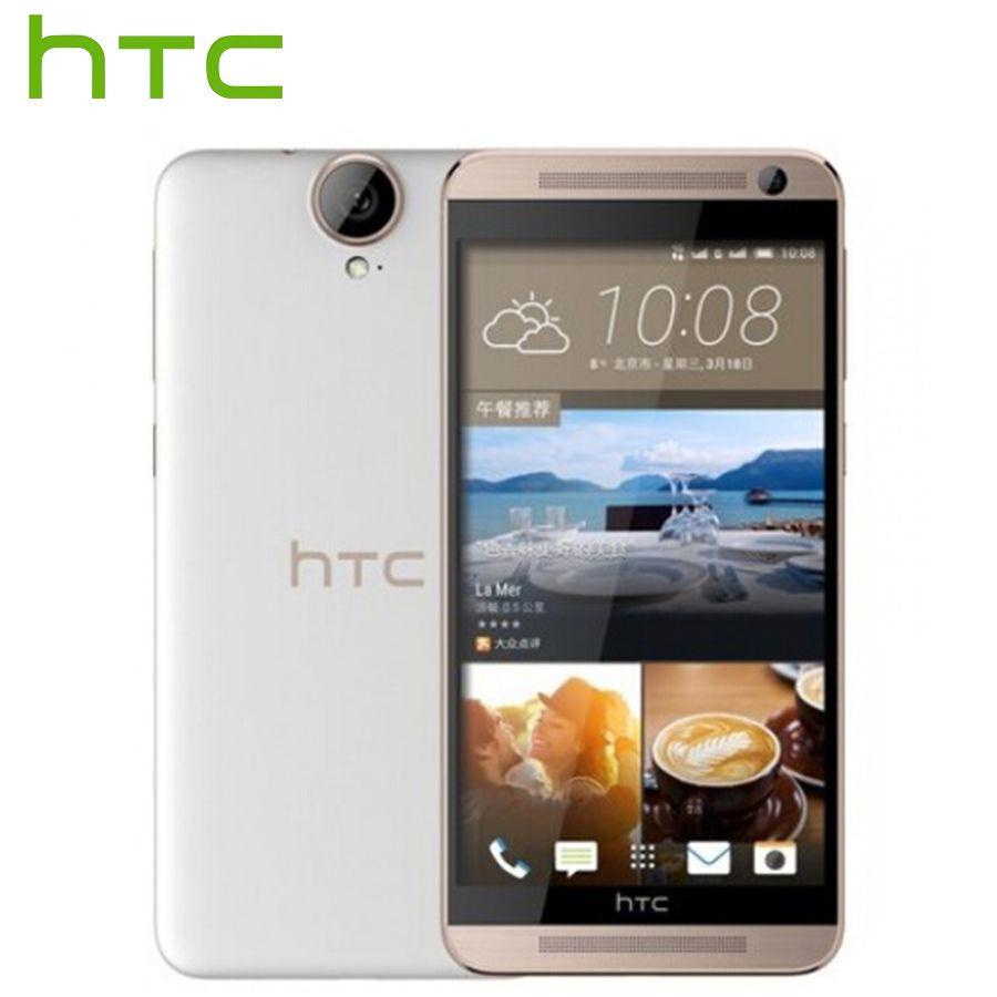 Original HTC One E9 + E9 Plus E9pw 4G LTE Handy 5,5 zoll MTK Helio X10 Octa-core 3 GB RAM 32 GB ROM 20MP 2800 mAh SmartPhone