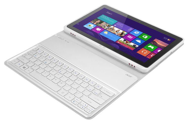Ursprüngliche Drahtlose Bluetooth Tastatur Fall Für Acer Iconia W700 abdeckung mit Europäischen tastatur