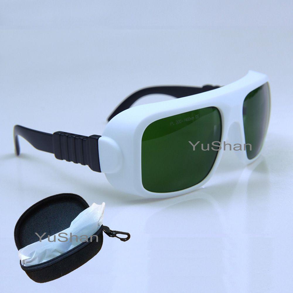 Lunettes de sécurité Laser IPL 200-1400nm lunettes de Protection Laser