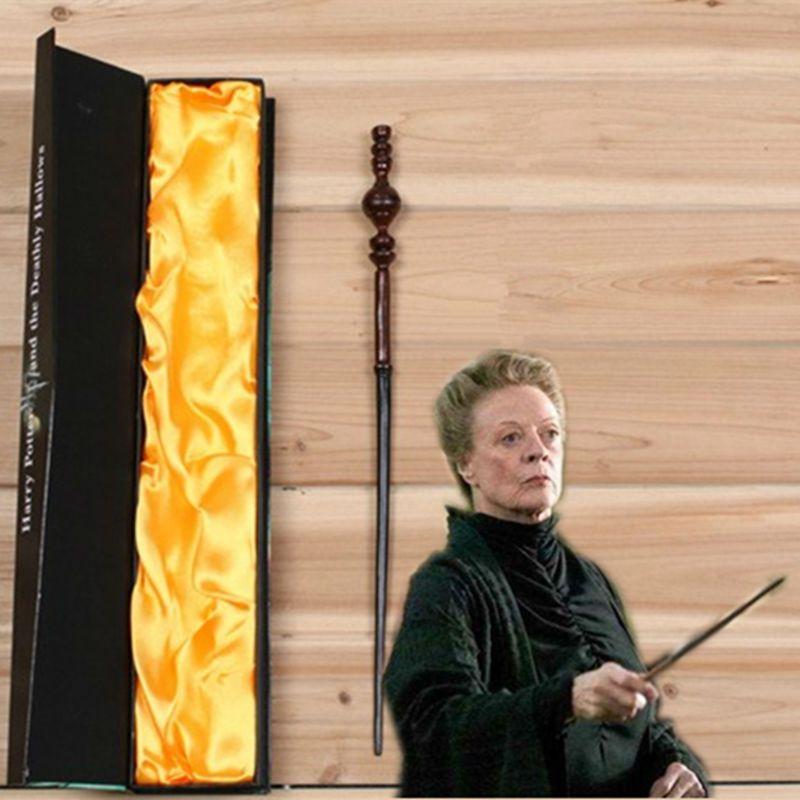 Фокус creavite Минерва mcgonagal Волшебная палочка Гарри Поттер Косплэй дети Игрушечные лошадки подарок на Хэллоуин с высокое качество упаковка ко...