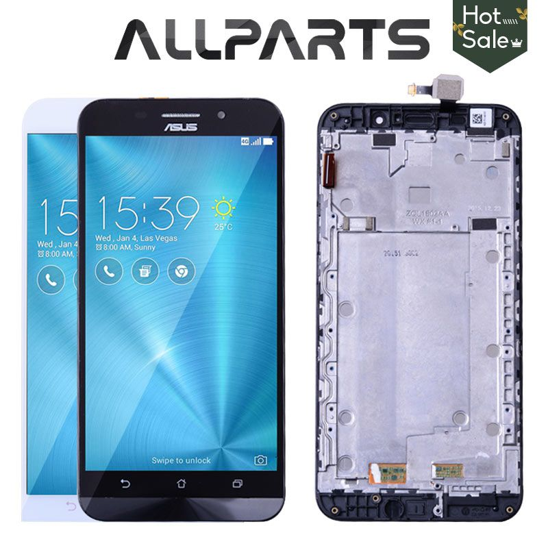 Original 5.5'' LCD For ASUS Zenfone Max ZC550KL Display Touch Screen For ASUS Zenfone Max LCD ZC550KL Display Z010DA
