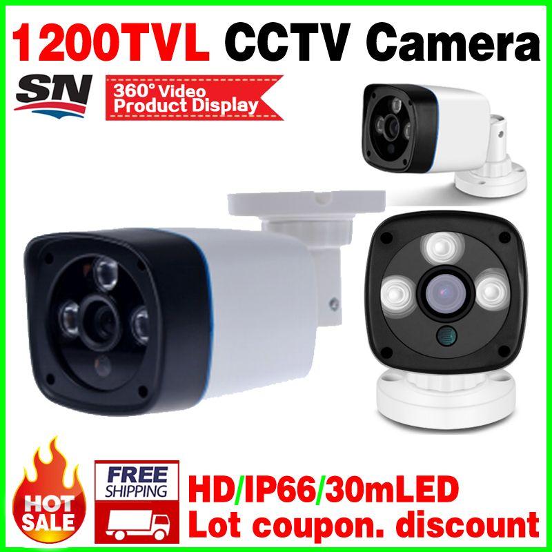 Низкая цена продажи HD CMOS 1200tvl CCTV Камера fh8510dsp + by3005 инфракрасного массива цветной Image Home видеонаблюдения продукты out-ip66
