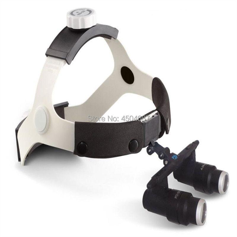 High Quality Medical Loupe 4.0/5.0/6.0/6.5X Medical Binocular Magnifier Medical Dental Surgical Loupes FD-503K
