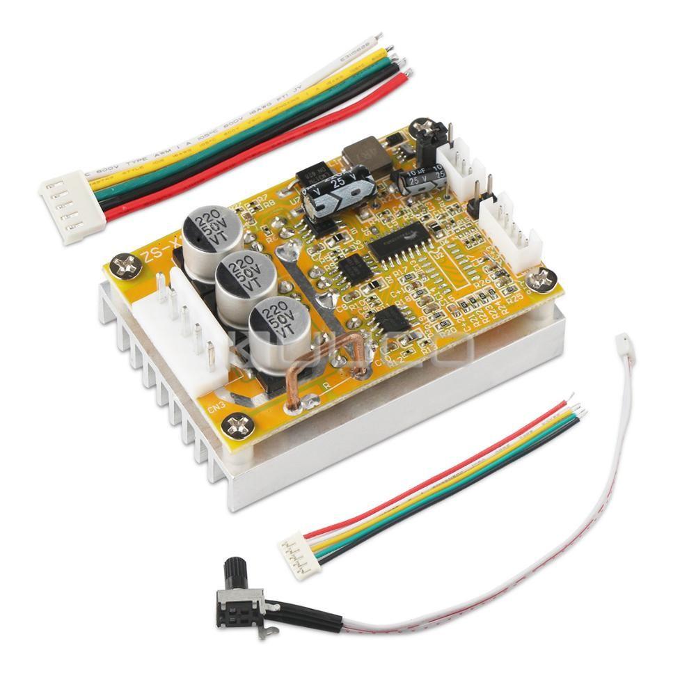 Brushless Sensored Motor Steuerbordmotor Fahrer Autosolarregler-controller DC 5 ~ 36 V 16A 350 Watt Bldc-motor Controller/Steuerschalter
