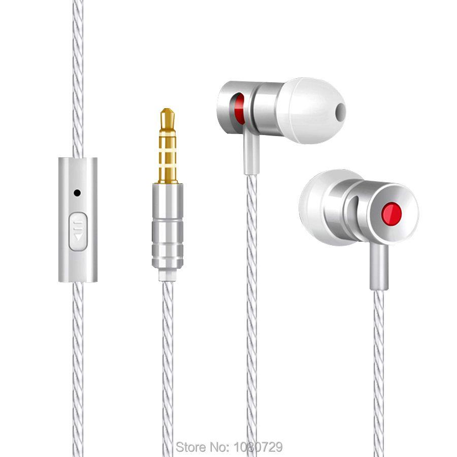 Провода сильная линия серебро стерео наушники HiFi Звук Наушники для Sony Xperia z1 z2 z3 c5 c6 компактная гарнитура с микрофон