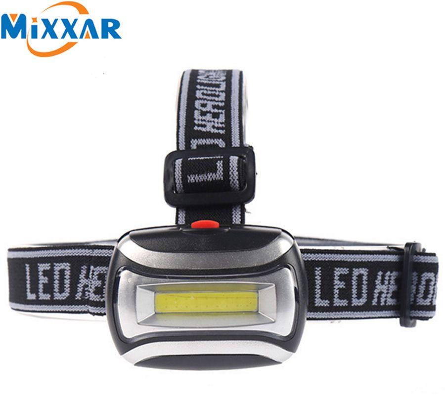 Nzk30 Водонепроницаемый светодиодный 600lm Мини УДАРА фар Рыбалка Открытый Отдых езда свет поворот фары лампа Фронтале Фонарь налобный фонарик