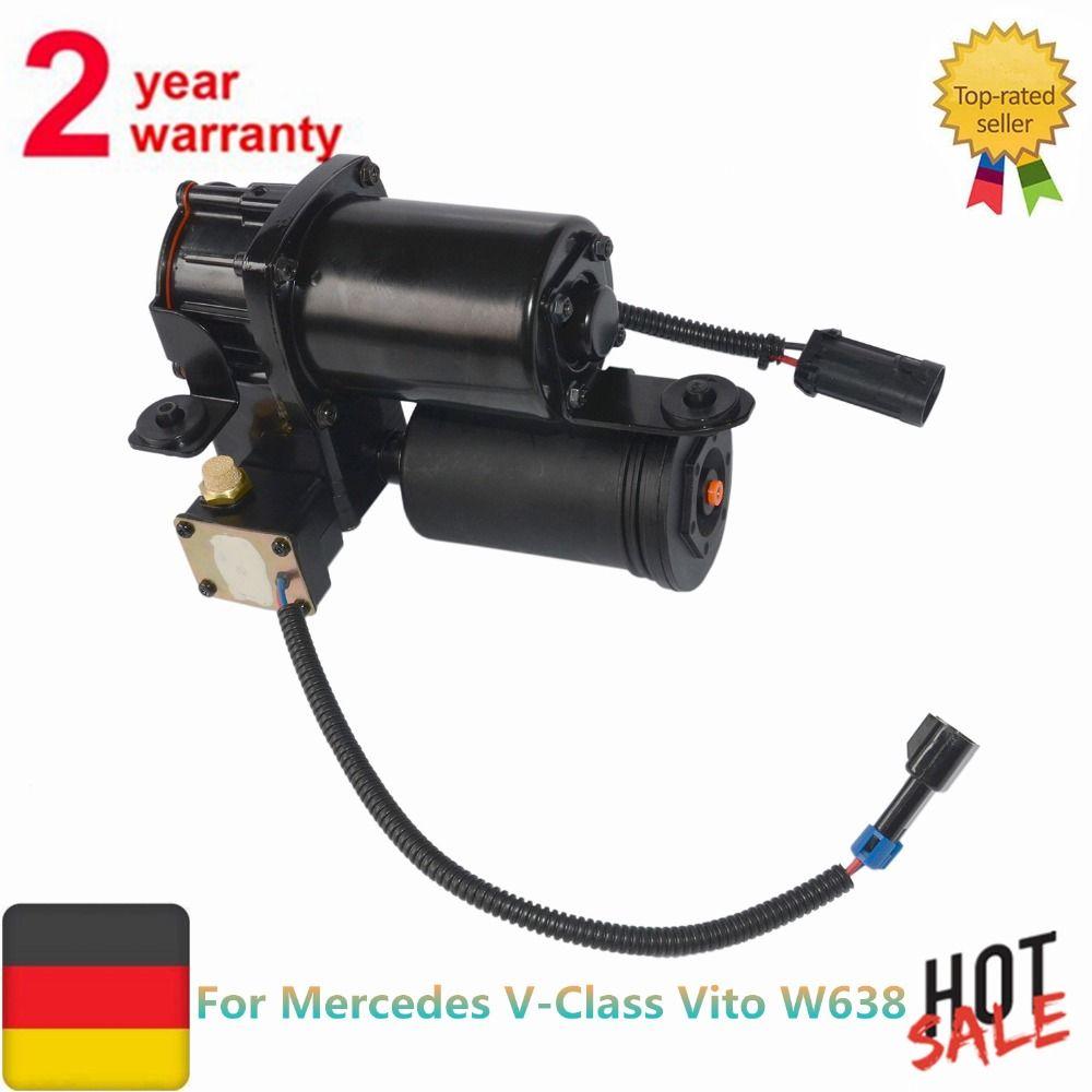 Air Suspension Compressor For Mercedes Vito W638 W638-2 V-Class A6383280402 6383280302 1996 1997 1998 1999 2000 2001 2002 2003