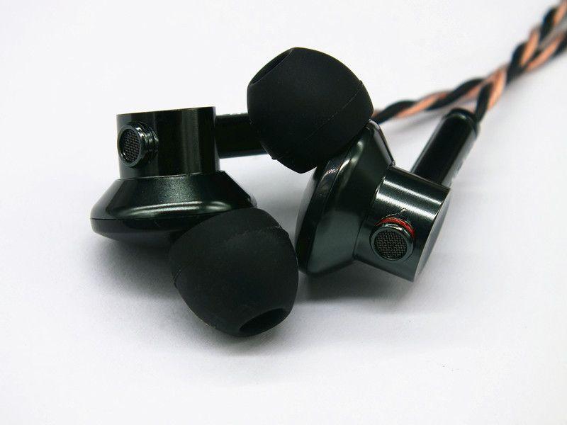 ONKYO E700M isolation du bruit dans l'oreille écouteur fièvre casque Hifi Super basses bouchons d'oreilles avec micro et télécommande pour smartphones