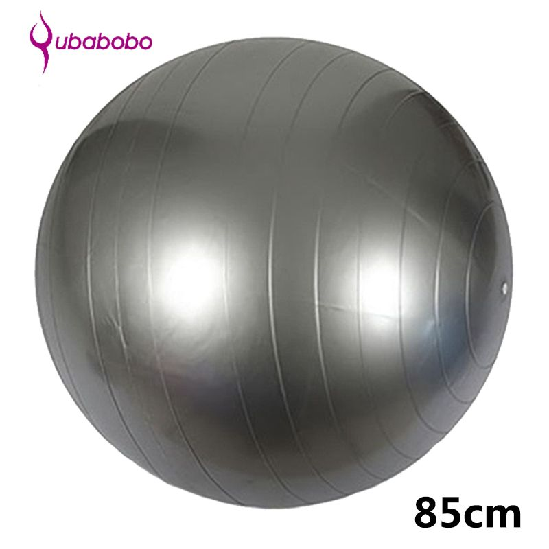 85cm PVC Unisex Yoga Balls For Fitness 4 colors Gym balls for Slimming Baby Balancer ball women Fitness Ball without Air Pump