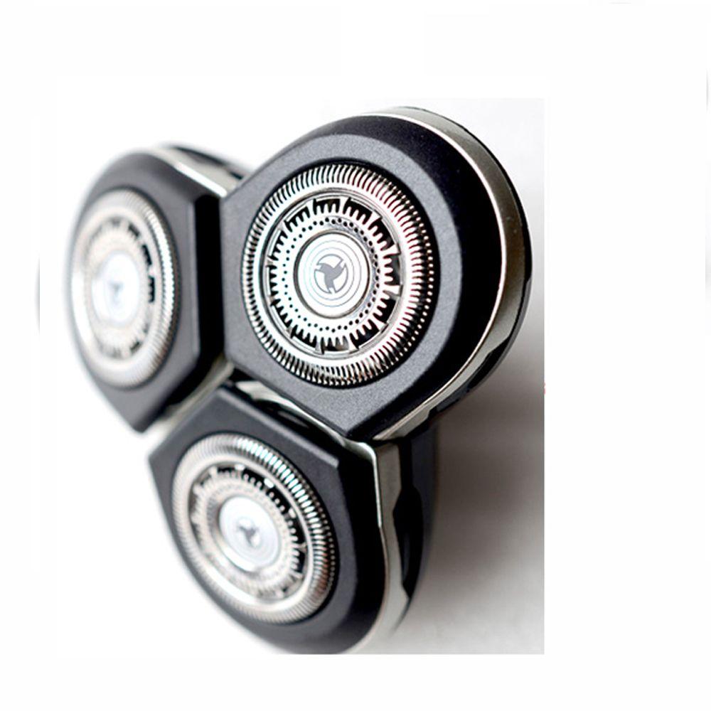 RQ12 remplacement têtes de rasoir pour Philips RQ1250 RQ1260 RQ1275 RQ1280 RQ1290 RQ1250CC RQ1260CC RQ1280CC RQ 1050 1060 1090 Rasoir
