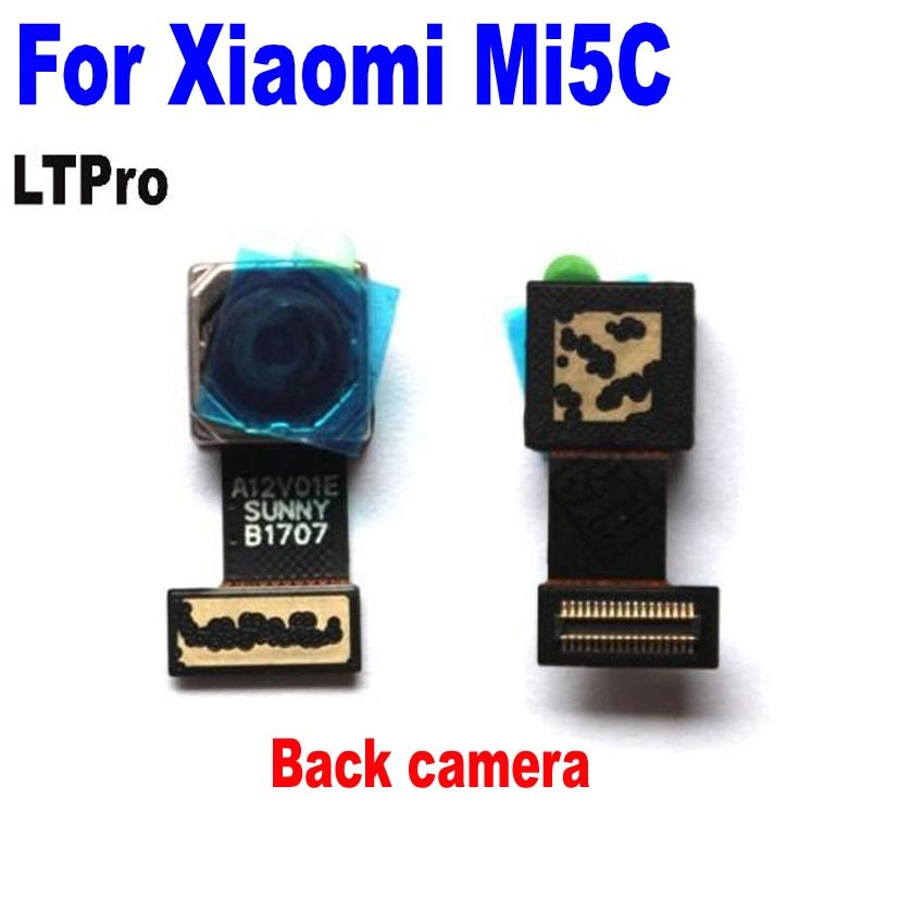 LTPro TOP Quality Tested For Xiaomi Mi5c MI 5c M5C Main Big Rear Back Camera Module Replacement Phone Parts