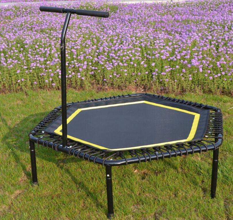 Professional Bungee trampoline Hexagonal trampoline